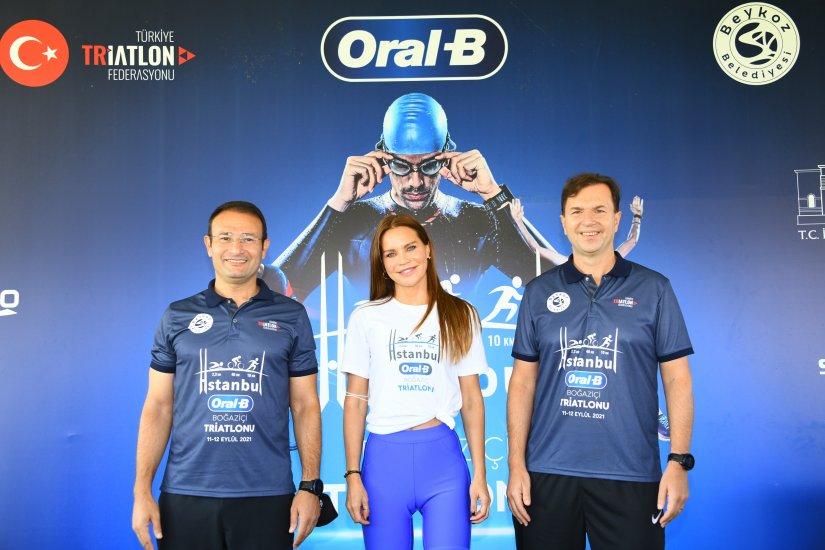 Dünyanın ilk kıtalararası Triatlon yarışmasına tüm dünyadan 500 triatlet katıldı Ebru Şallı