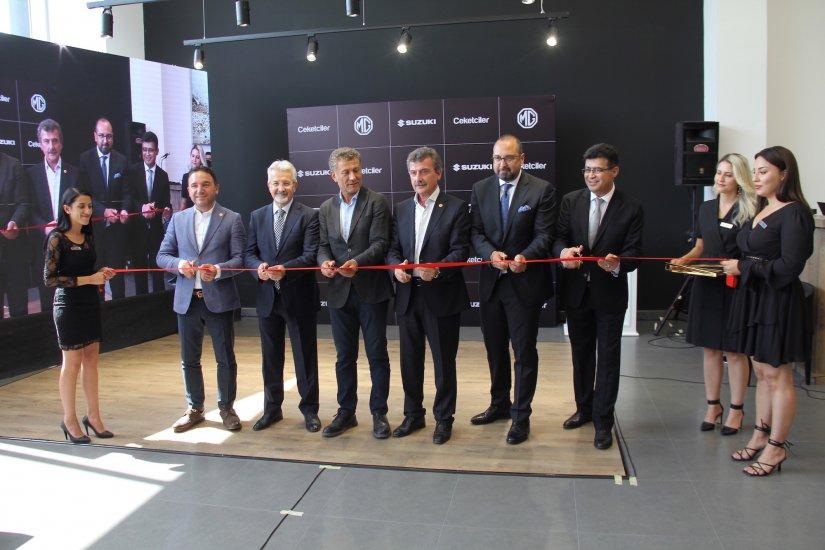 Elektrikli ve Hibrit Araçların Öncüsü MG, Türkiye'deki Büyümesini Bursa ile Sürdürüyor!